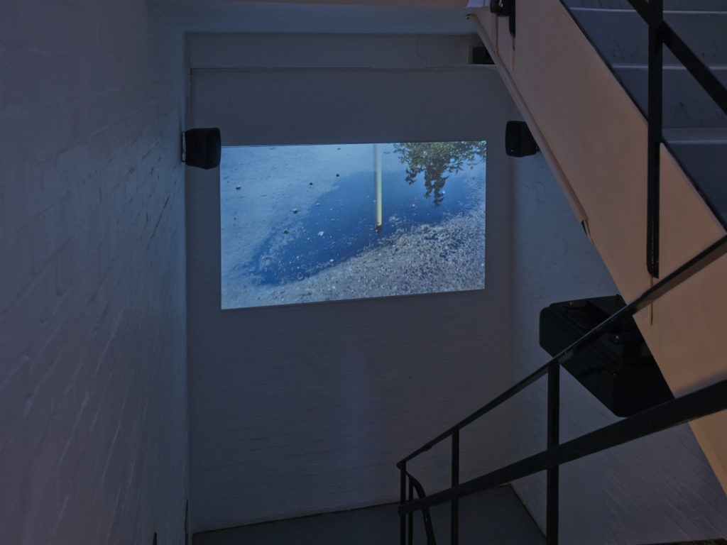 Shinro Ohtake, installation view at Parasol unit, London. Photography by Stephen White.