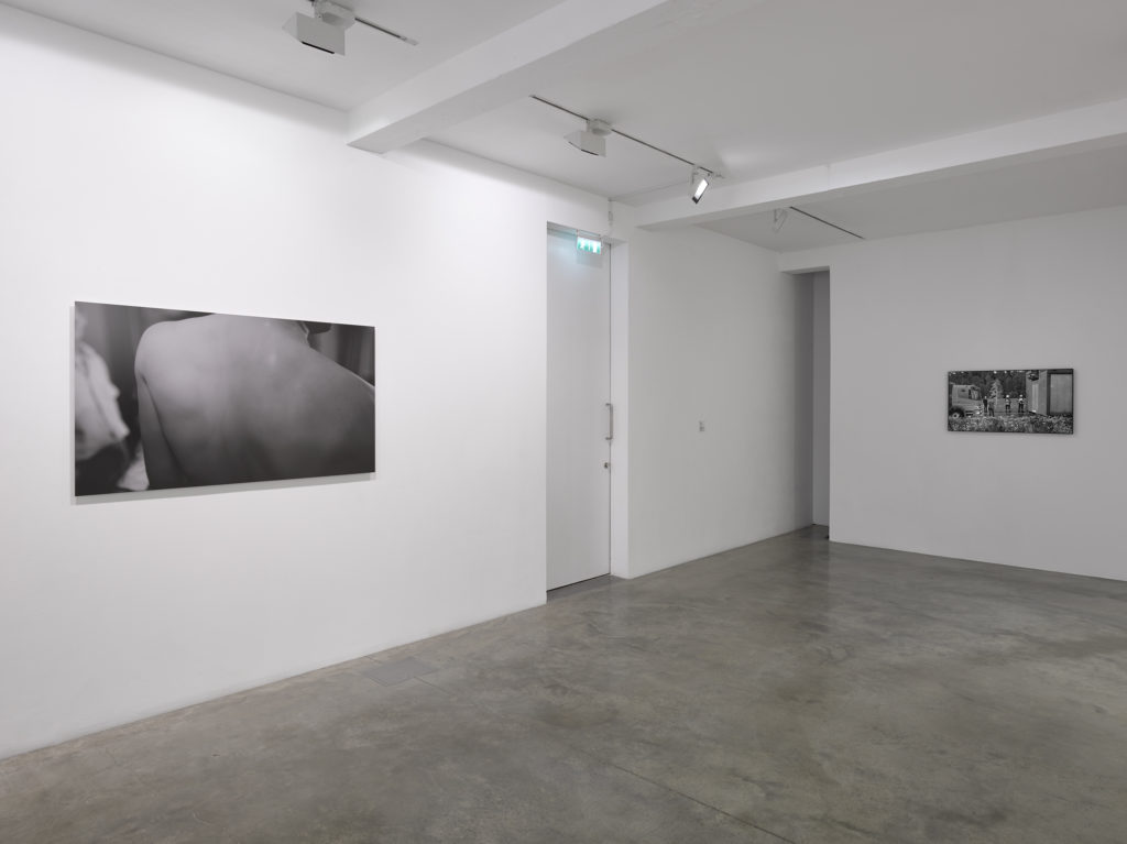 Magical Surfaces: The Uncanny in Contemporary Photography, installation view at Parasol unit, London. Photography by Jack Hems.