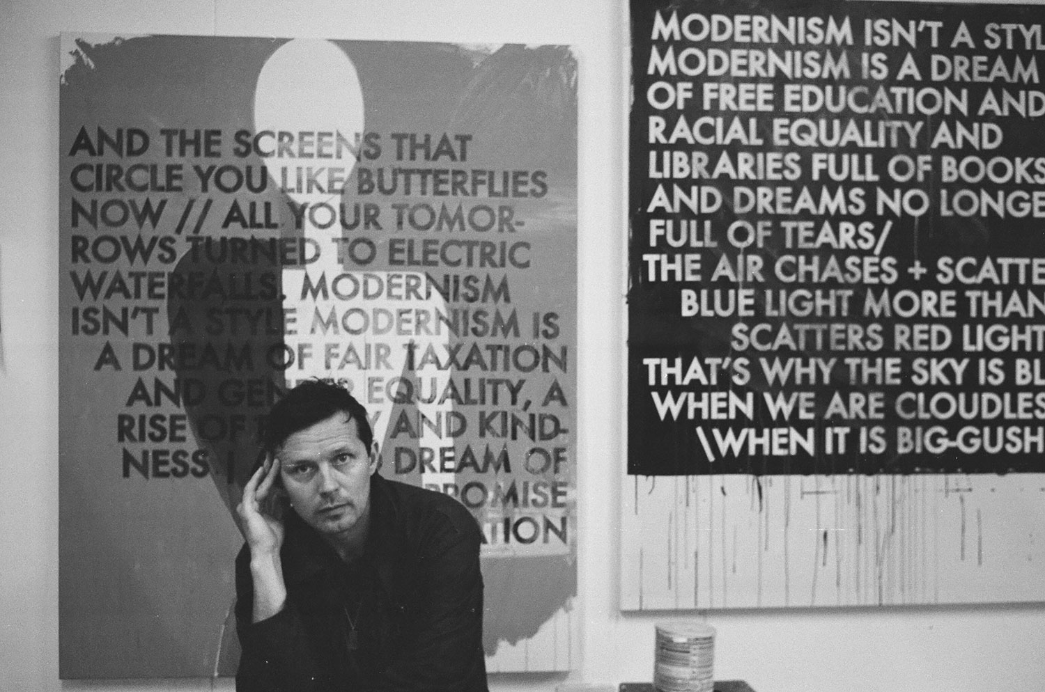 A Poetry Evening with Robert Montgomery