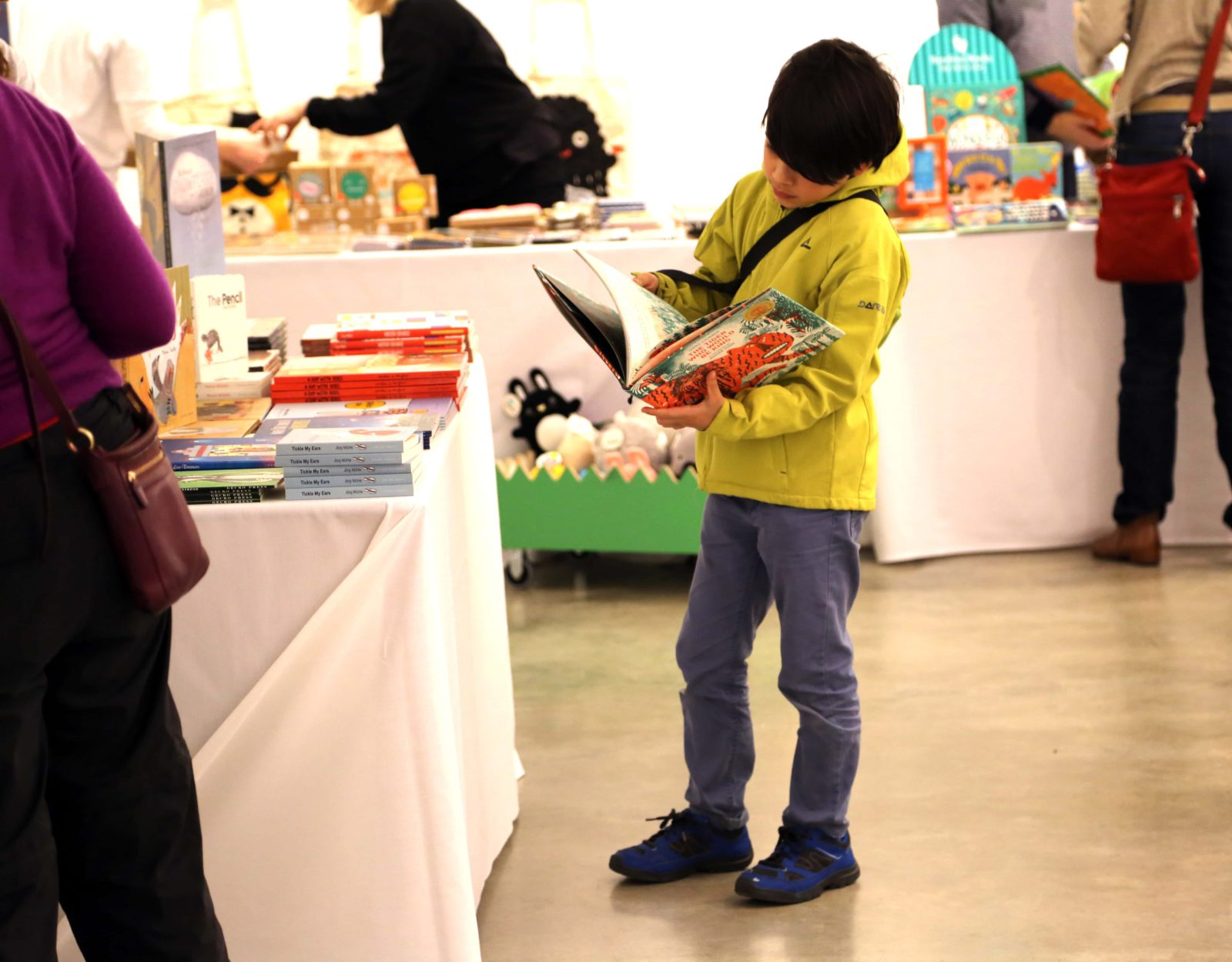 The 2017 London Children's Book Fair