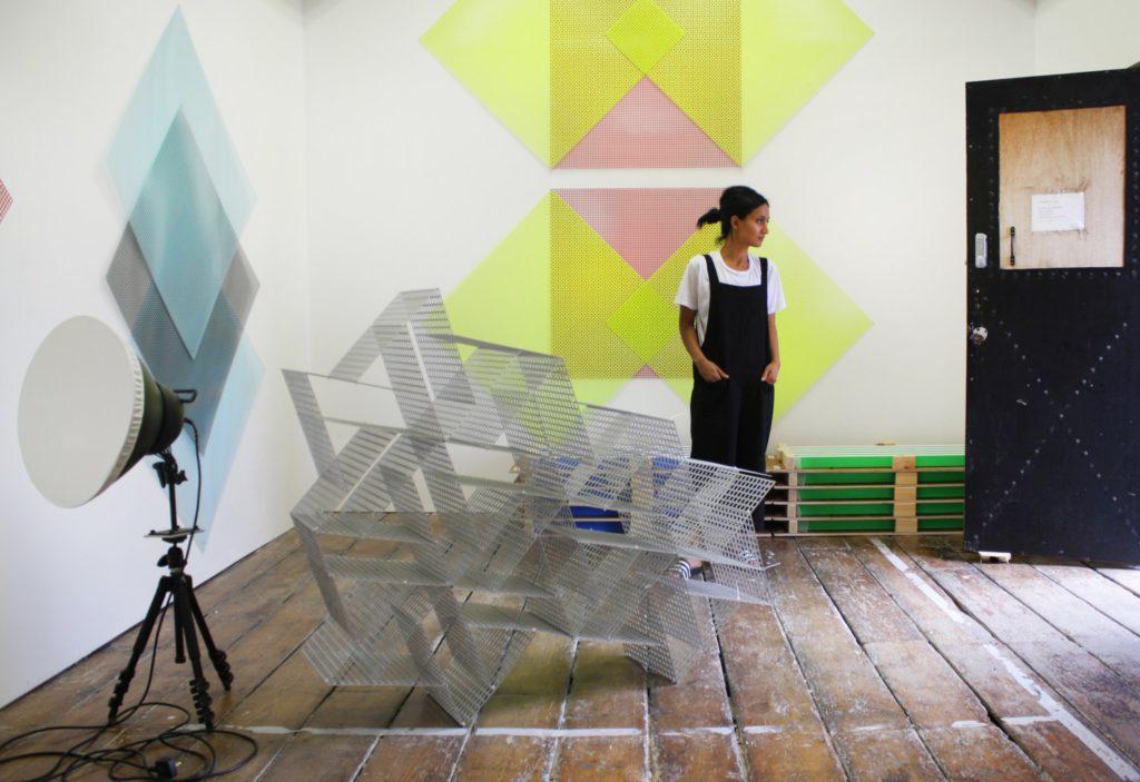Rana Begum making waves in the art world