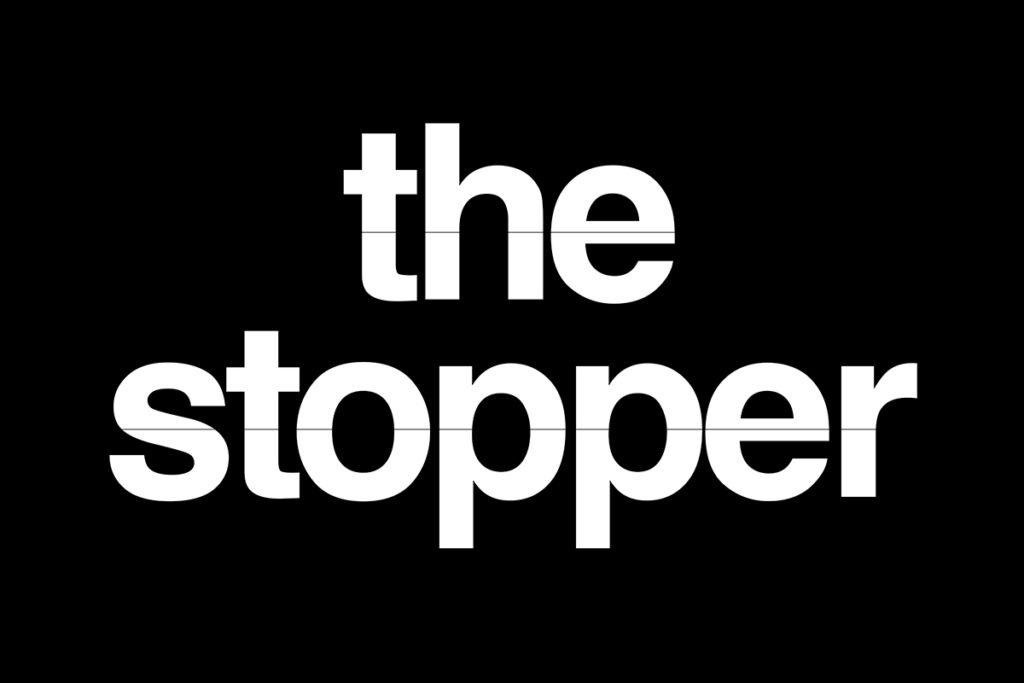 Jasmijn Visser and Jungki Beak, The Stopper, press image